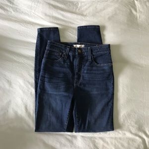 🌟MOVING SALE🌟 Madewell Skinny Jeans